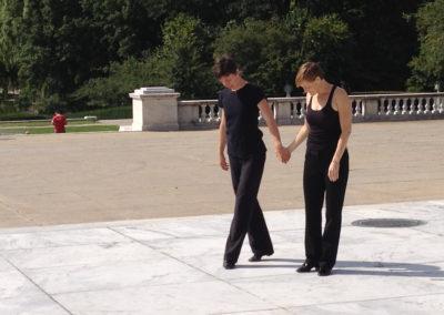 Katerina Blinova & Emily Coles