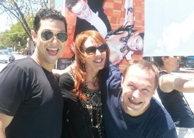 Ernesto Palma, Gail Freedman, Nikolai Shpakov (Photo by Dina Potocki)