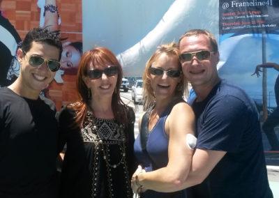 Ernesto Palma, Gail Freedman, Emily Coles, Nikolai Shpakov (Photo by Dina Potocki)
