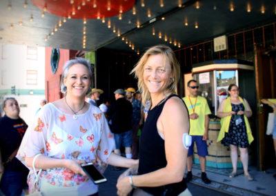 Kieren Jameson & Emily Coles – HTT World Premiere (Photo by Aliah Alsarraf)