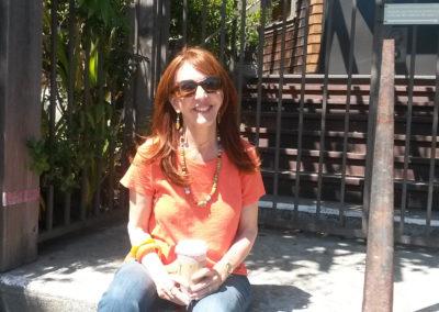 Director Gail Freedman – HTT Berkeley Screening (Photo by Dina Potocki)
