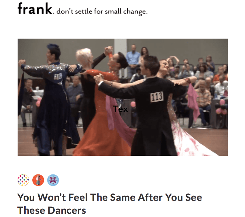 Frank's Hot To Trot Coverage