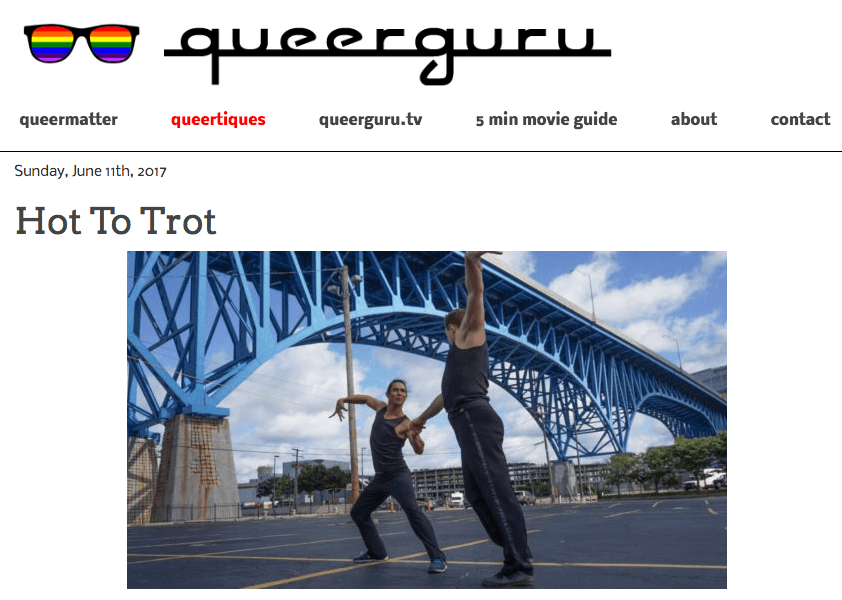 QueerGuru's Hot To Trot Coverage